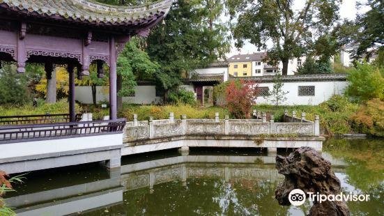Chinese Garden in Bethmann Park
