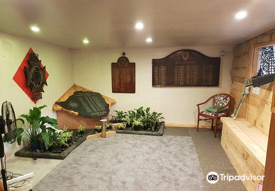 The Lion & Tusk - Museum of the Rhodesian Services Association