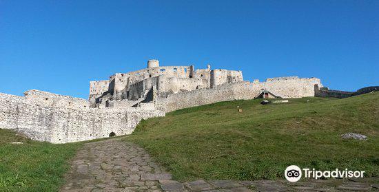 Spis Castle (Spissky Hrad)