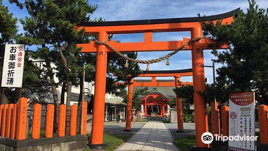 Omori Inari Shrine