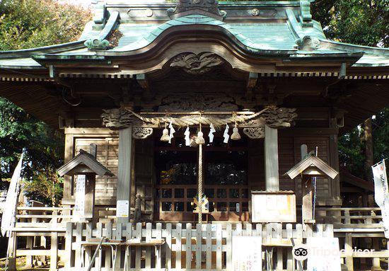 Tsurumine Hachimangu Shrine