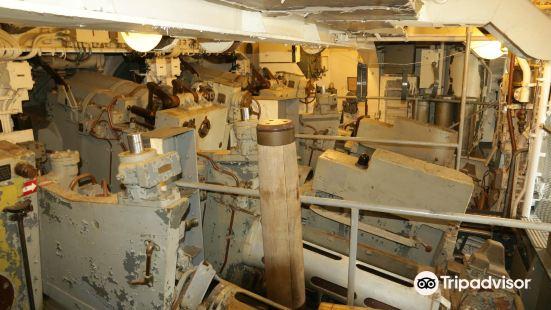 薩勒姆號重巡洋艦博物館