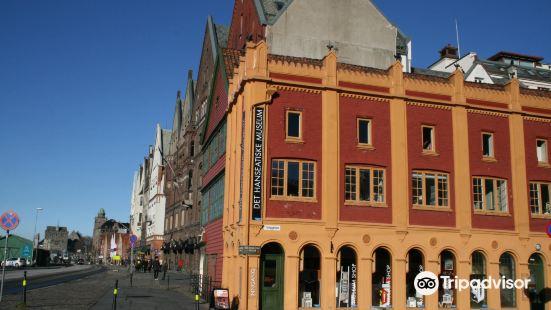 Det Hanseatiske Museum og Schoetstuene