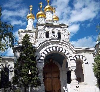 埃格利斯俄羅斯教堂
