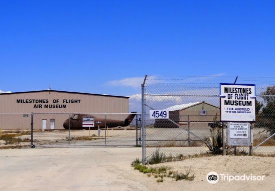 Milestones of Flight Air Museum
