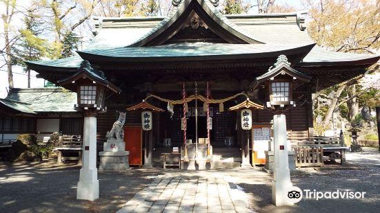 オムロセンゲン神社