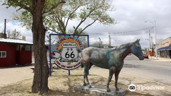Route 66 Historic District