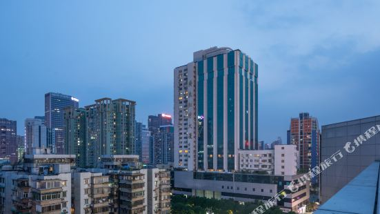 CityNote希諾飯店(廣州體育西路地鐵站店)