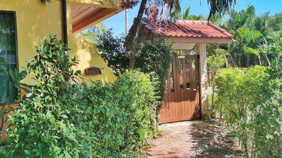 拉塞娜兩臥室別墅帶露台和泳池
