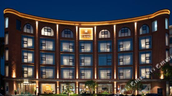Jion hands bless hotel