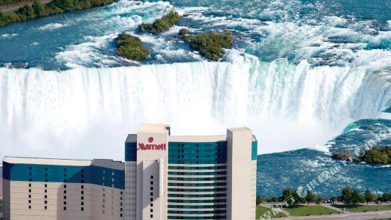 尼亞加拉瀑布瀑景萬豪酒店及水療中心