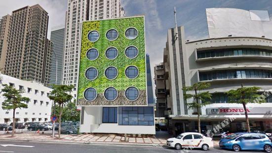 吉隆坡十字路口弗羅拉酒店