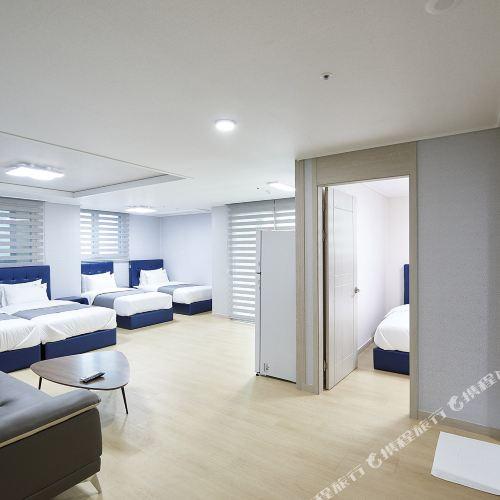 Orum Residence Hotel Busan