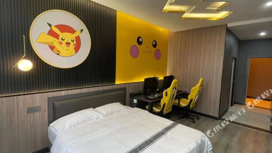 新密昊昊電競酒店
