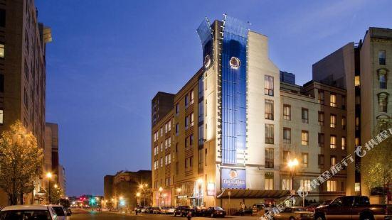 波士頓市區希爾頓逸林酒店