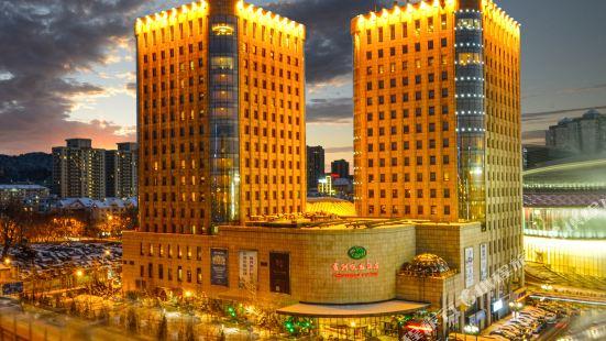 大連香洲花園酒店