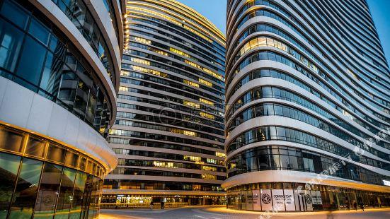 Miaojia Apartment (Wangjing SOHO Store, Beijing)