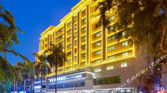 Euro leisure Mediterranean Hotel (Sanya Bay first market store)