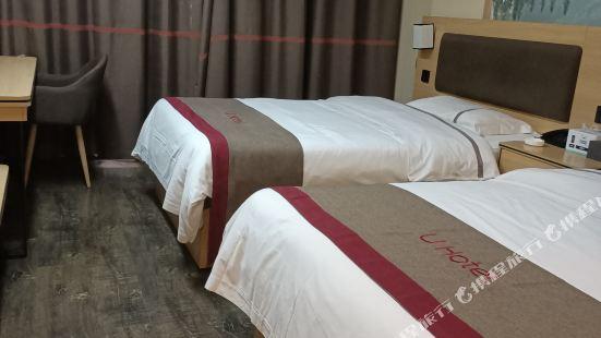 橙客酒店(麻城將軍南路店)