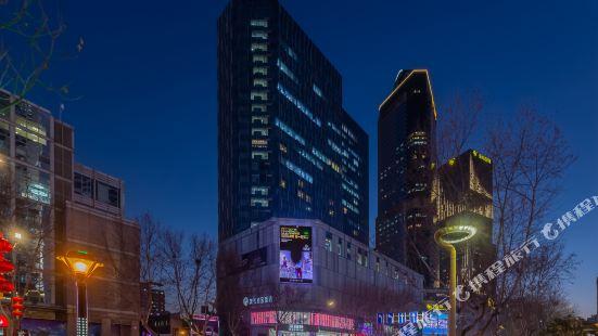 清沐鉑金酒店(南京新街口地鐵站友誼廣場店)