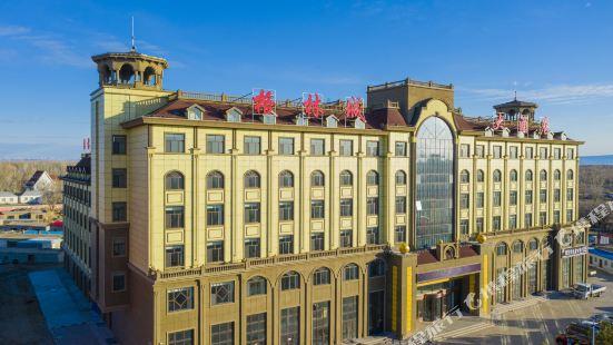 布爾津格林城大酒店