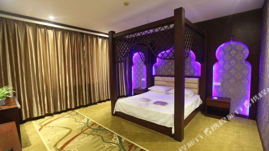 晉城白雲平果浴苑酒店