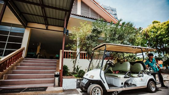 Twin Palms Suites and Residence Pattaya