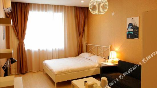 Wanyue Apartment (Tianjin Gulou Metro Station Joy City Branch)