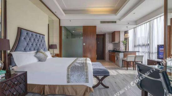 果曼公寓飯店(寧波銀億環球中心店)