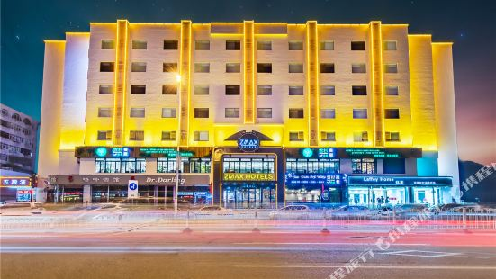 Zmax hotels (Tianjin Five Old Street, Xi Nan Lou, metro station shop)