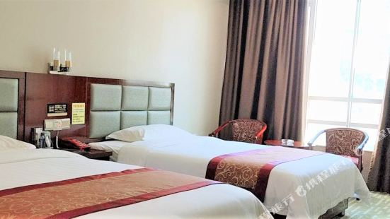 靈山恆峯商務酒店