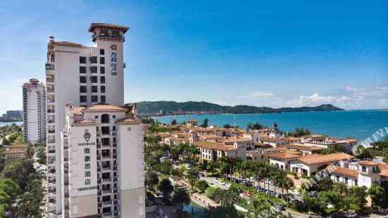 Wehouse Spanish-themed resort hotel in Twin Moon Bay, Huizhou