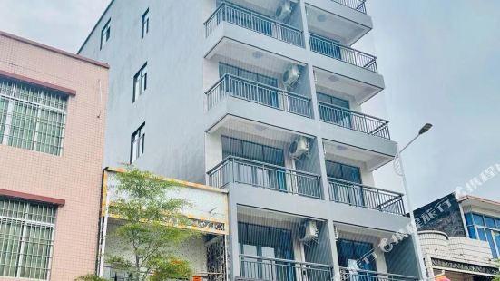 翡麗公寓(陽江平岡南街店)