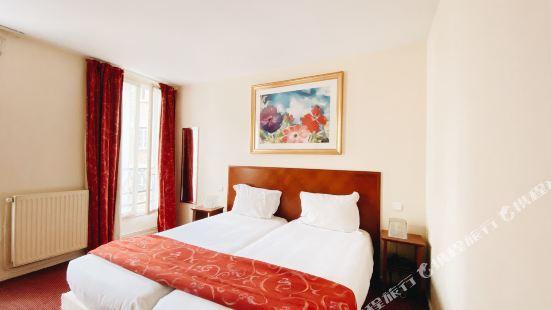 巴黎蒙馬特貝爾維尤酒店