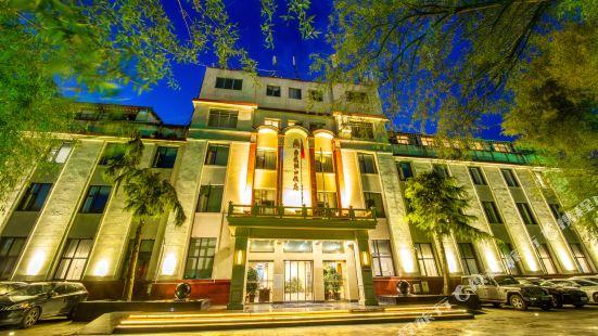 拉薩紅山飯店