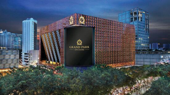 Grand Park Orchard Singapore (Staycation Approved)