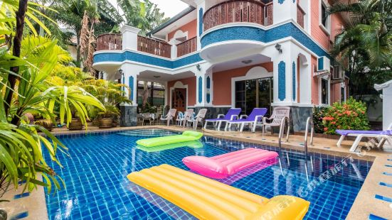 Madee Villa - Pattaya Holiday House Walking Street