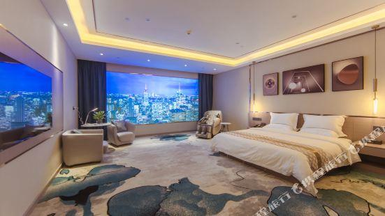 百越精品酒店(太原柳巷鐘樓街店)