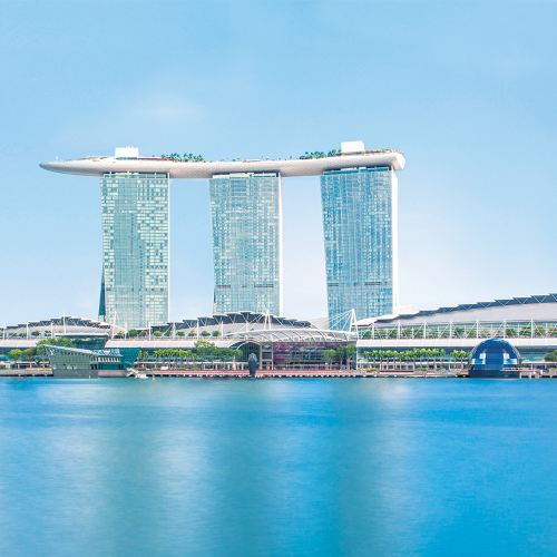 Marina Bay Sands Singapore (Staycation Approved)