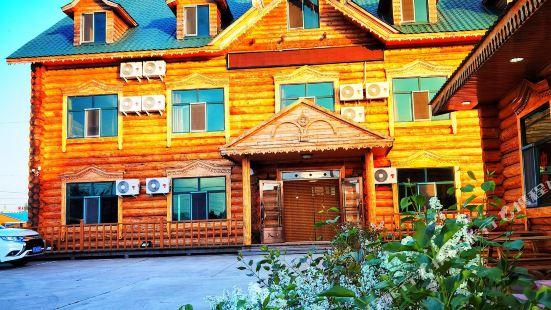 額爾古納奧洛契右岸酒店