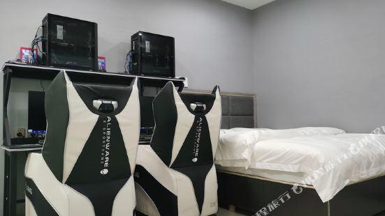 德令哈夢行電競公寓