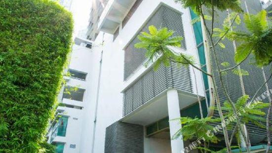 吉隆坡蘇丹園民宿