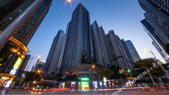 私享家連鎖飯店公寓(廣州珠江新城滙峰店)