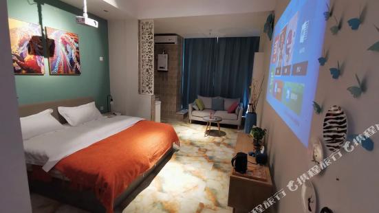 西安鏡湖公寓(鐘樓南大街店)