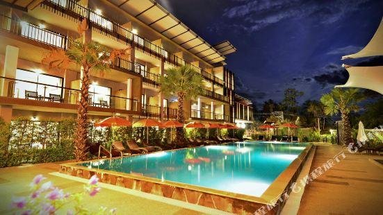 查汶海灘泳池別墅飯店(SHA Plus+)
