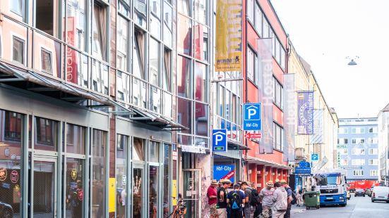 Wombat's the City Hostel Munich Hauptbahnhof