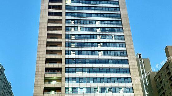 桔子水晶鄭州會展中心五棟大樓酒店