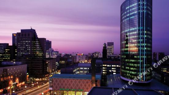 鹿特丹WTC普斯提裏翁會議中心酒店
