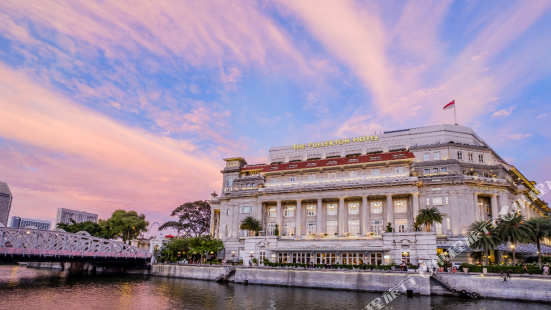 The Fullerton Hotel Singapore (Staycation Approved)