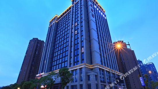 桔子水晶杭州錢江新城近江酒店